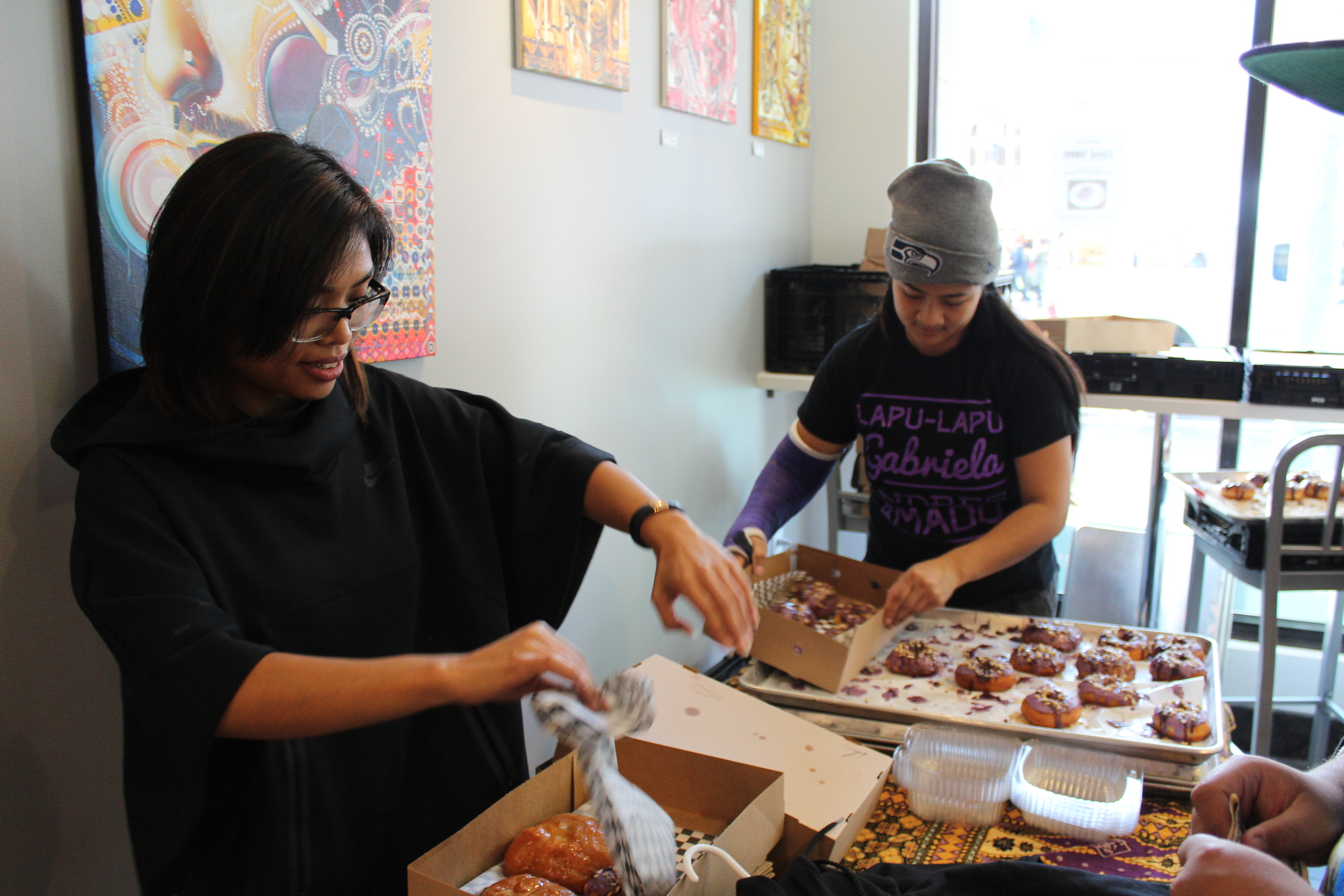 Hood Famous Bake Shop Chera Janelle