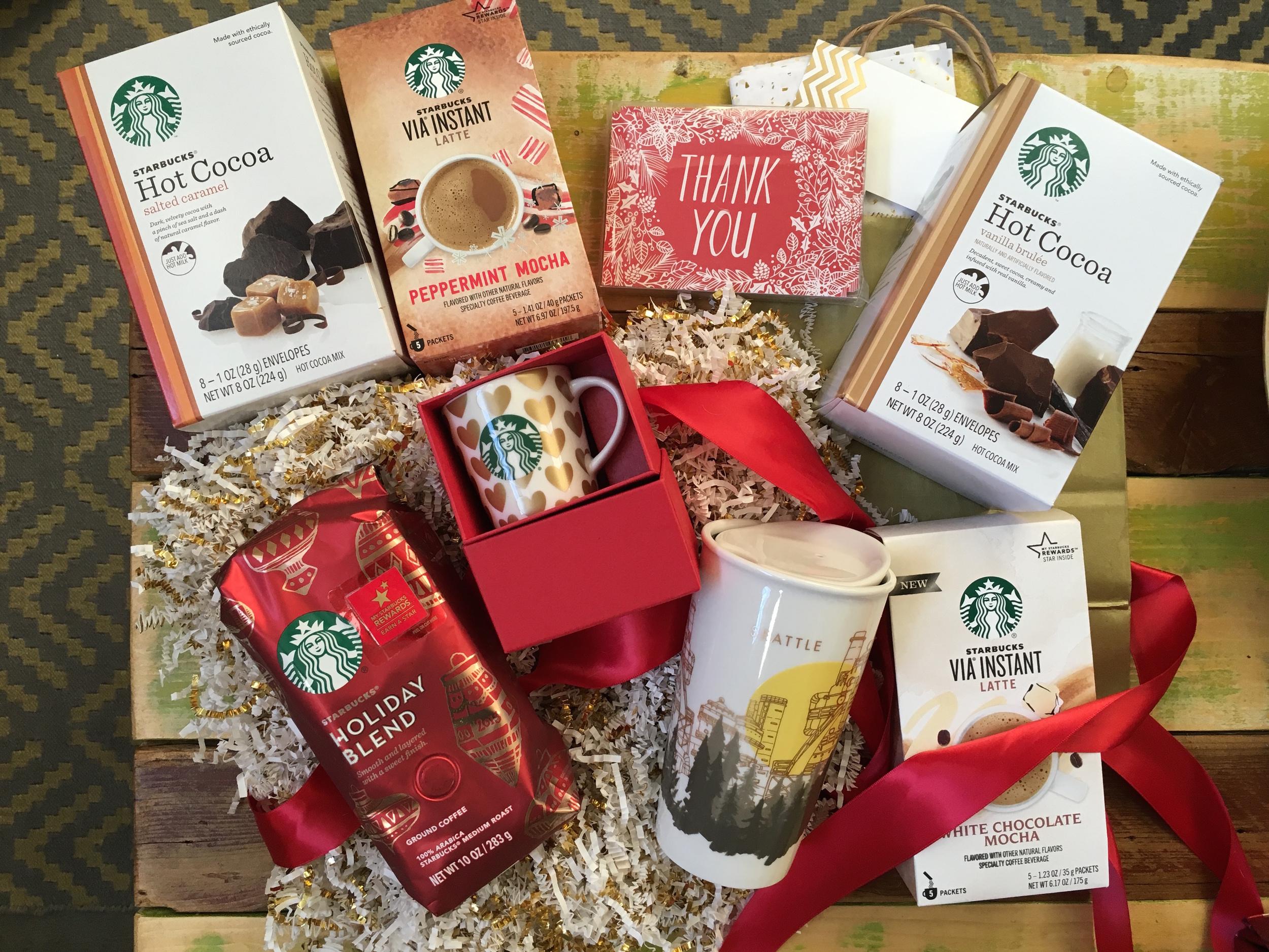 Starbucks Holiday 2015