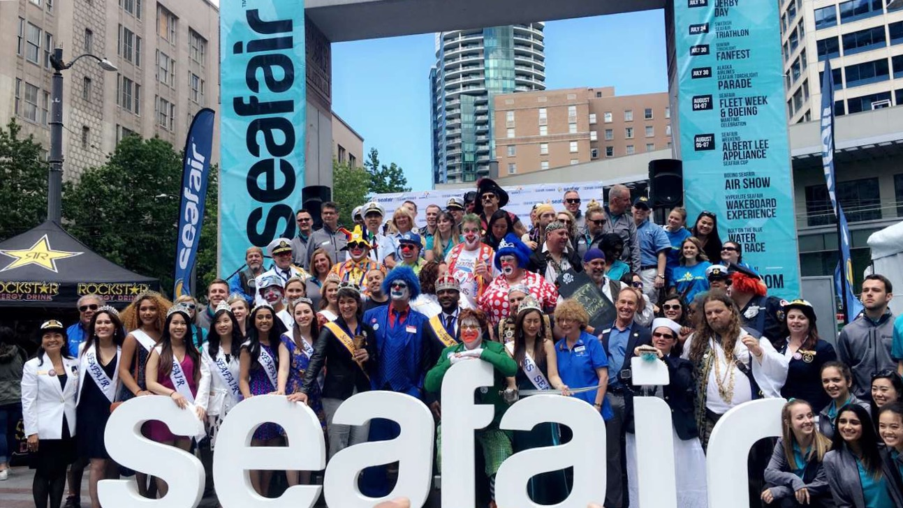 Seafair 2016