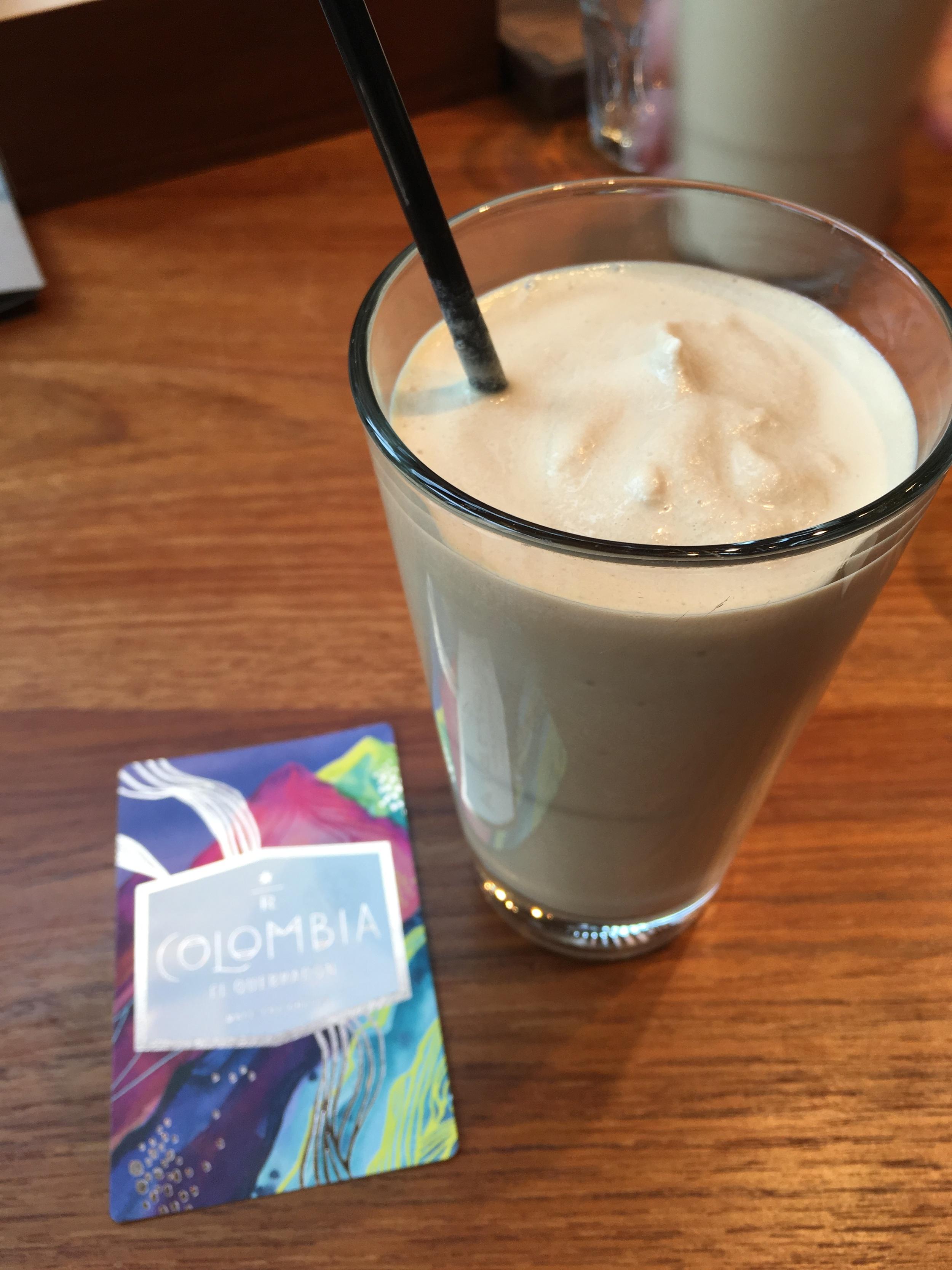 Starbucks Roastery Ice Cream Malt Shake