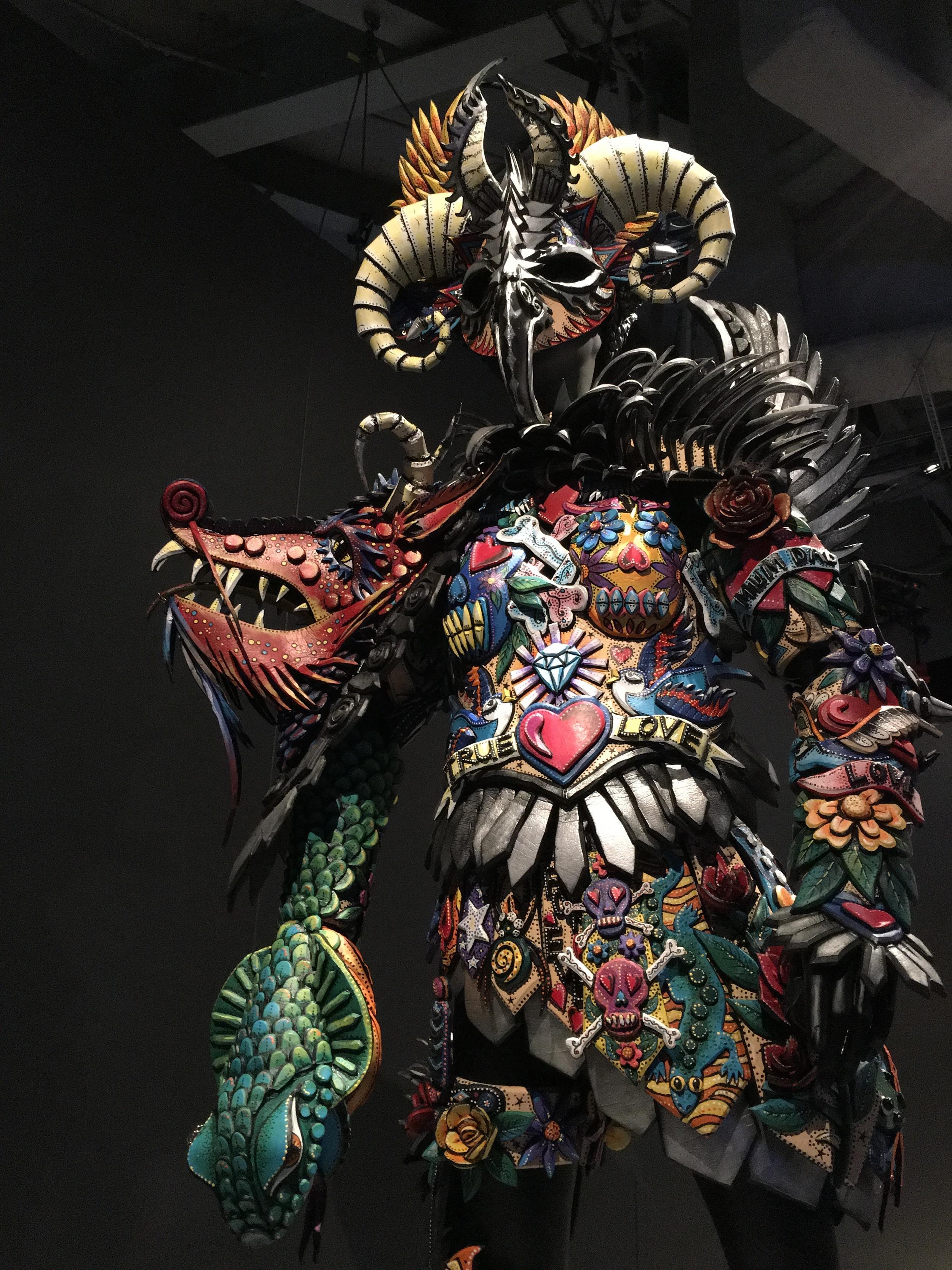 World of Wearable Art - EMP Museum 2.JPG