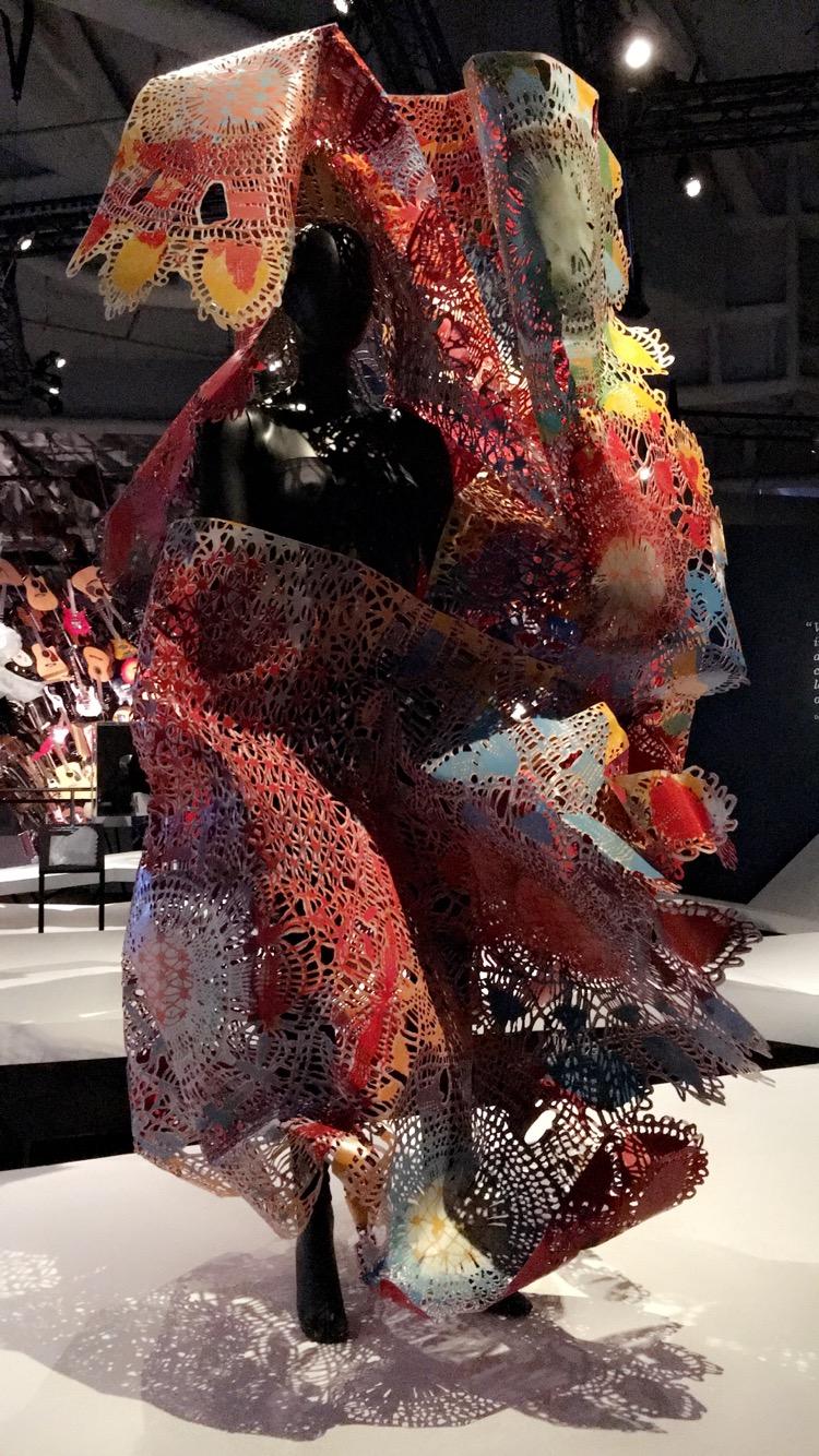 My favorite piece: Mantilla by Jeff Thomson and Fenella Fenton, New Zealand