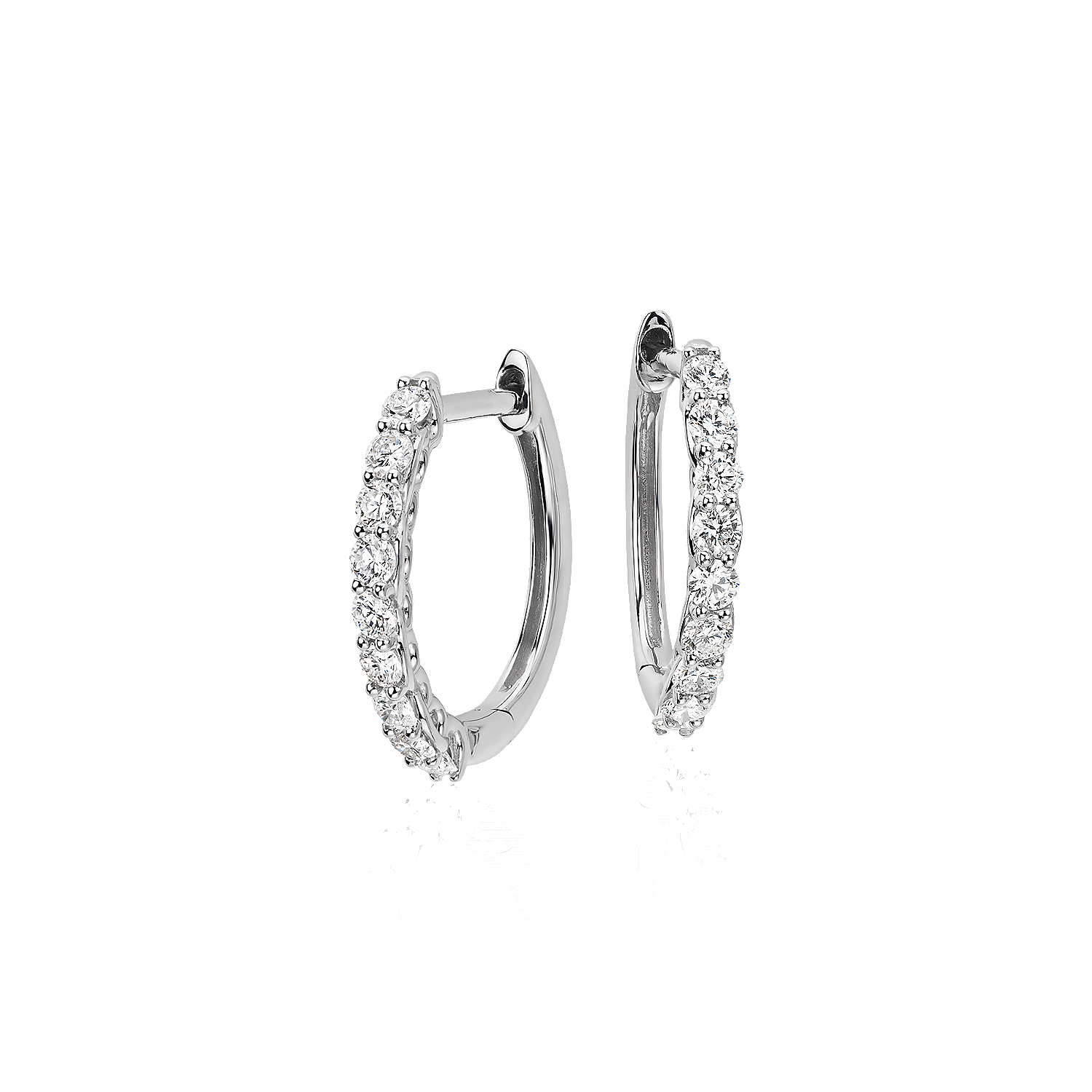 59562_Colin Cowie Diamond Hoop Earrings in 14k White Gold 0.5 ct. tw.jpg