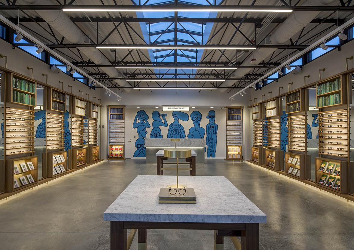 Warby Parker University Village