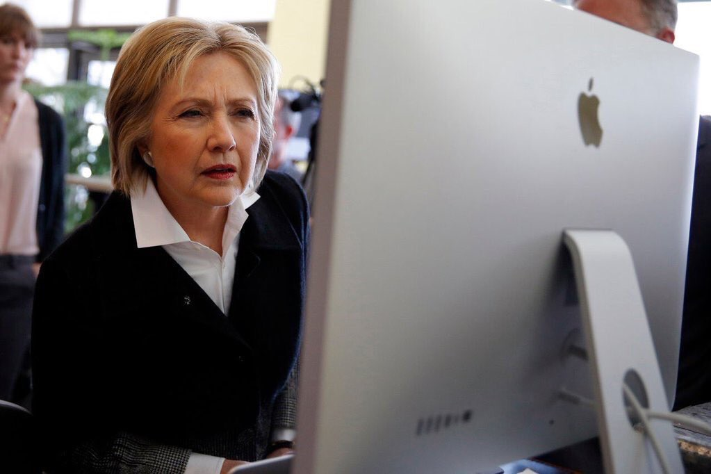 Me trying to process the election results