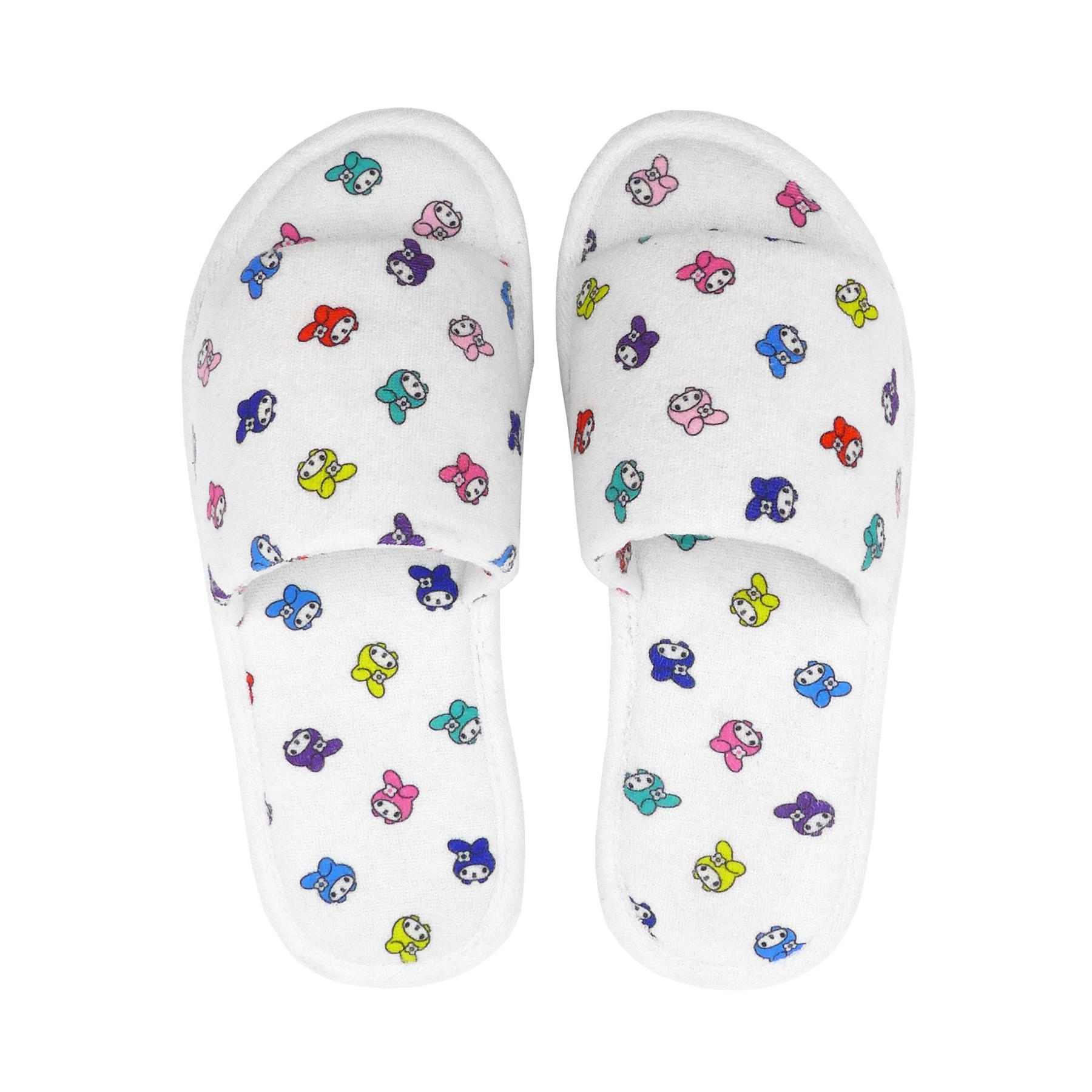 Melody Ehsani x My Melody   Slider Sandals - pair.jpg