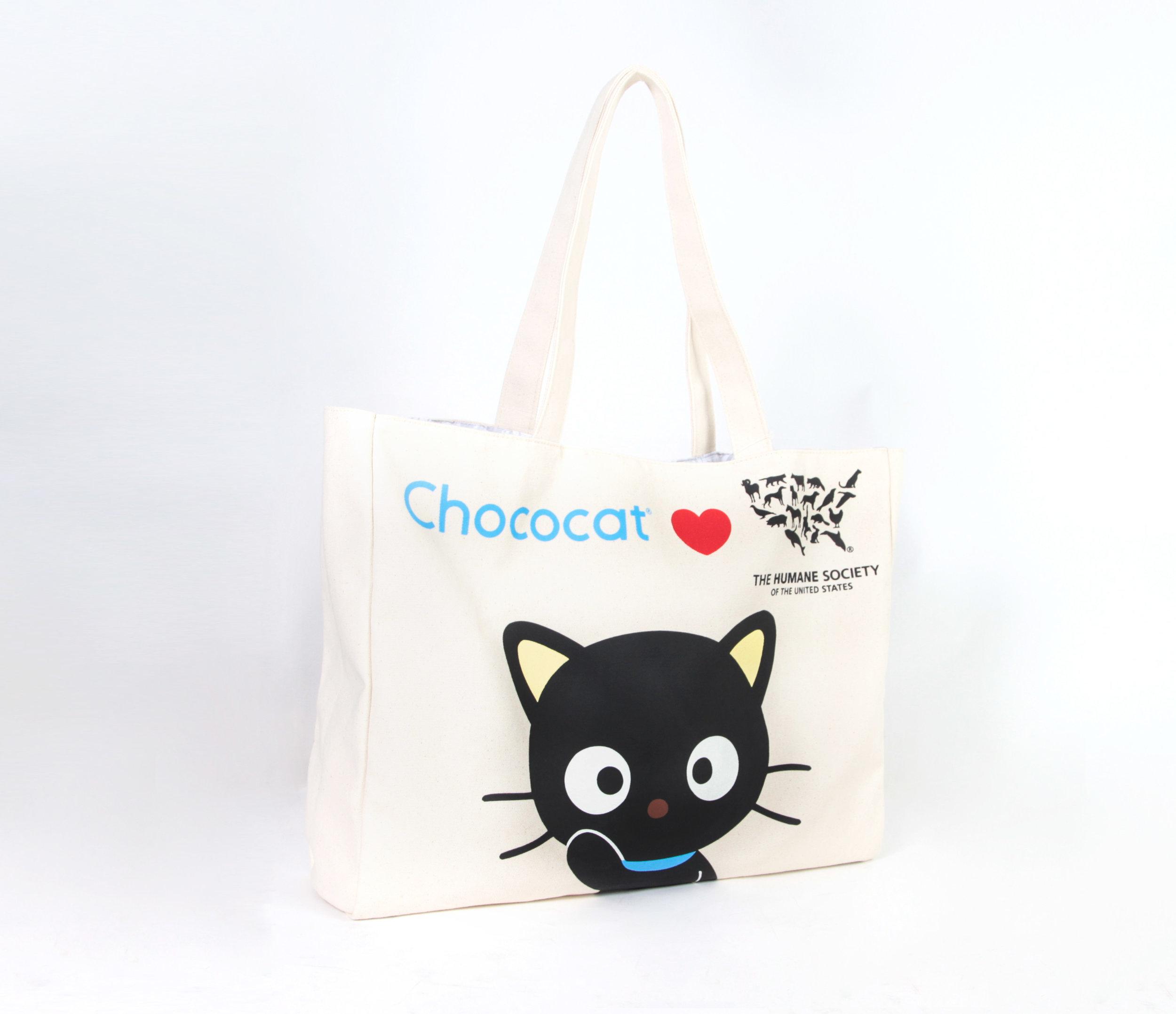 Chococat Tote - Sanrio x Humane Society Collaboration .jpg