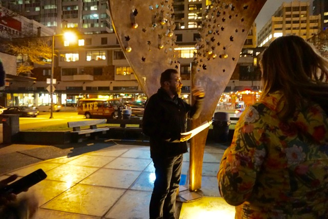 Seattle Tree of Life Homelessness Remembrance Project