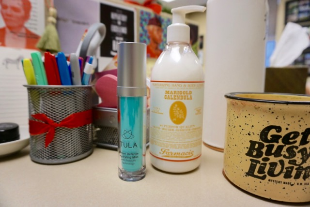 Soap & Paper Farmacie Hand & Body Lotion - TULA Urban Defense Hydrating Mist
