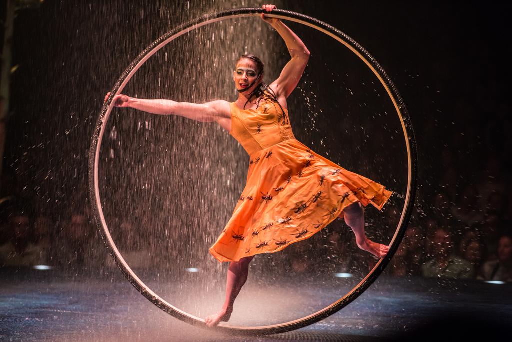 Photo: Matt Beard / © 2017 Cirque du Soleil