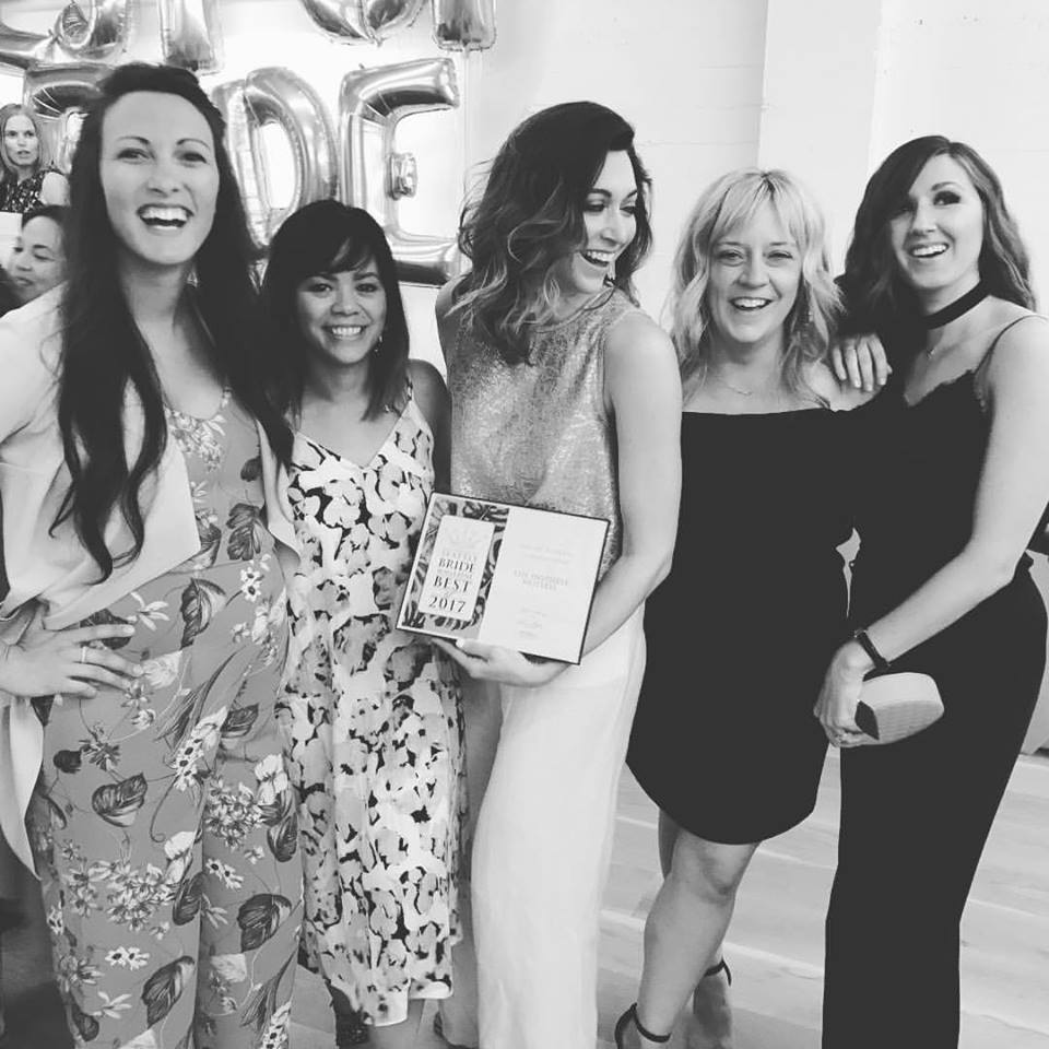 The beautiful Invisible Hostess squad. We only work with the best.
