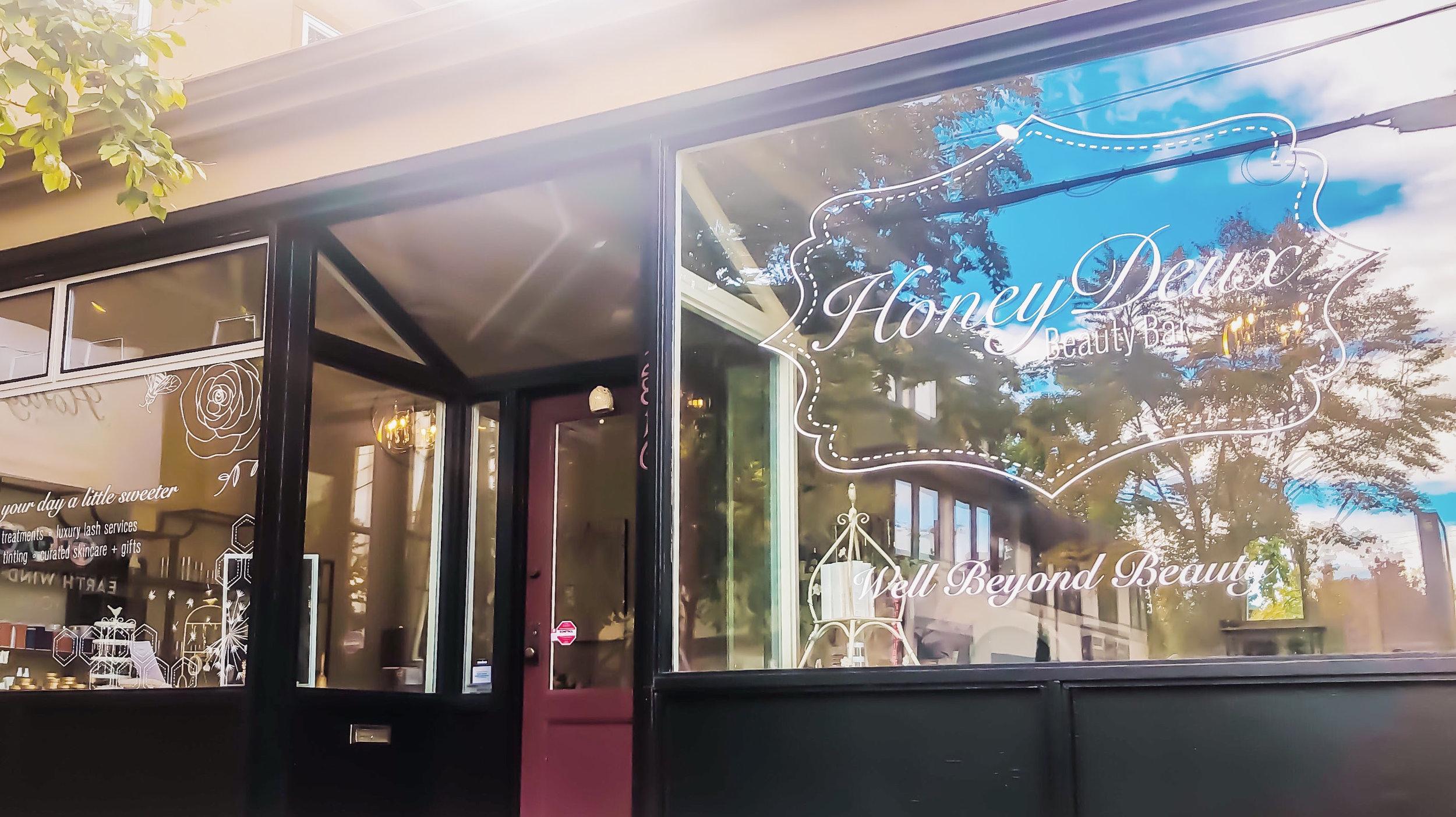 HoneyDeux Beauty Bar