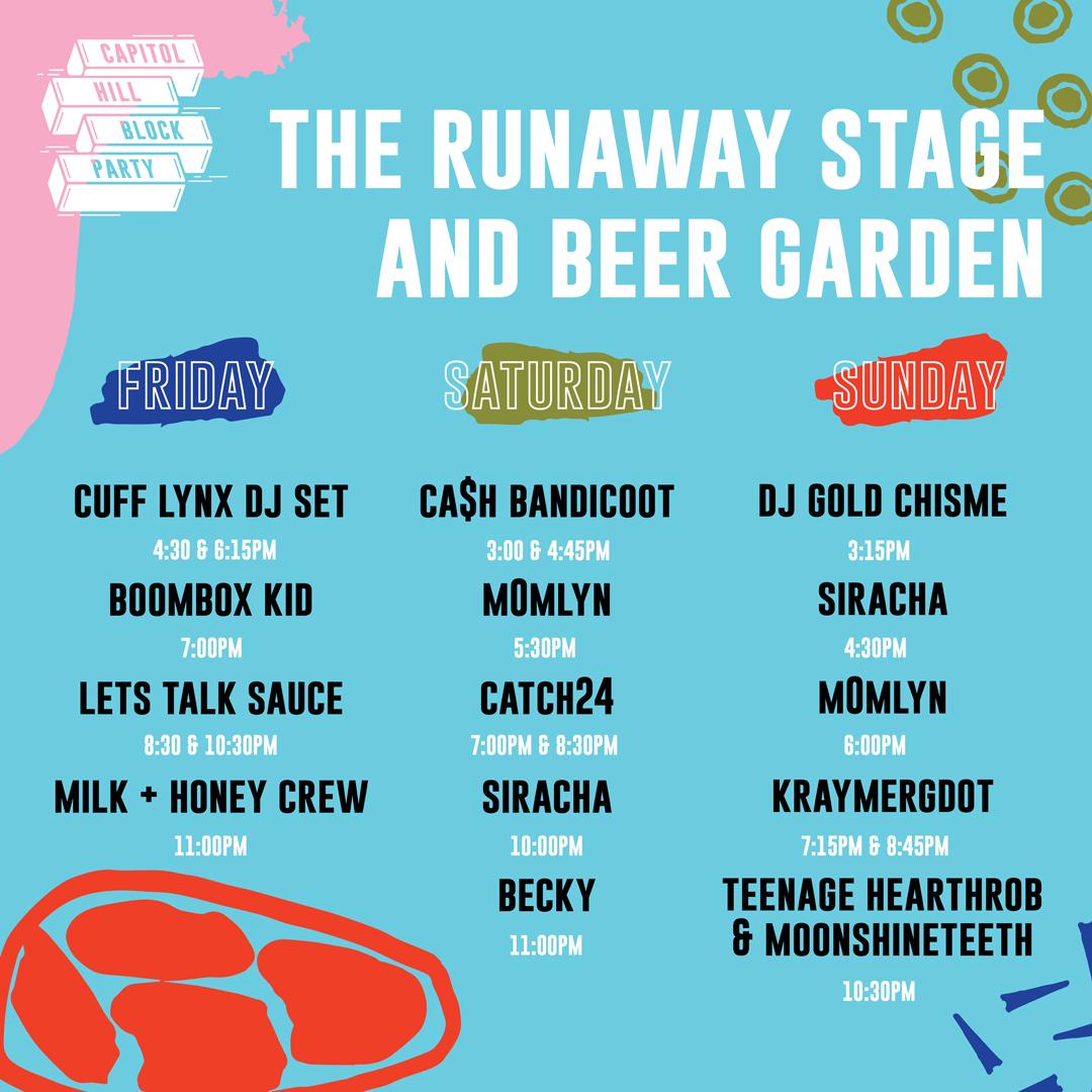 CHBP 2019 Runaway Stage Schedule.jpg