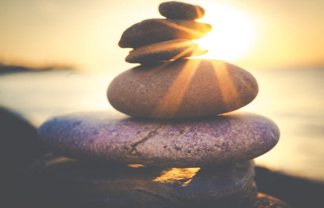 Pōhaku or Stone brings the message of self-care and connecting with nature. Receive Hawai`i nature's good energy. Learn to # KeepAloha  with simple breath and hula movements. Discover tools to make your everyday life more doable.