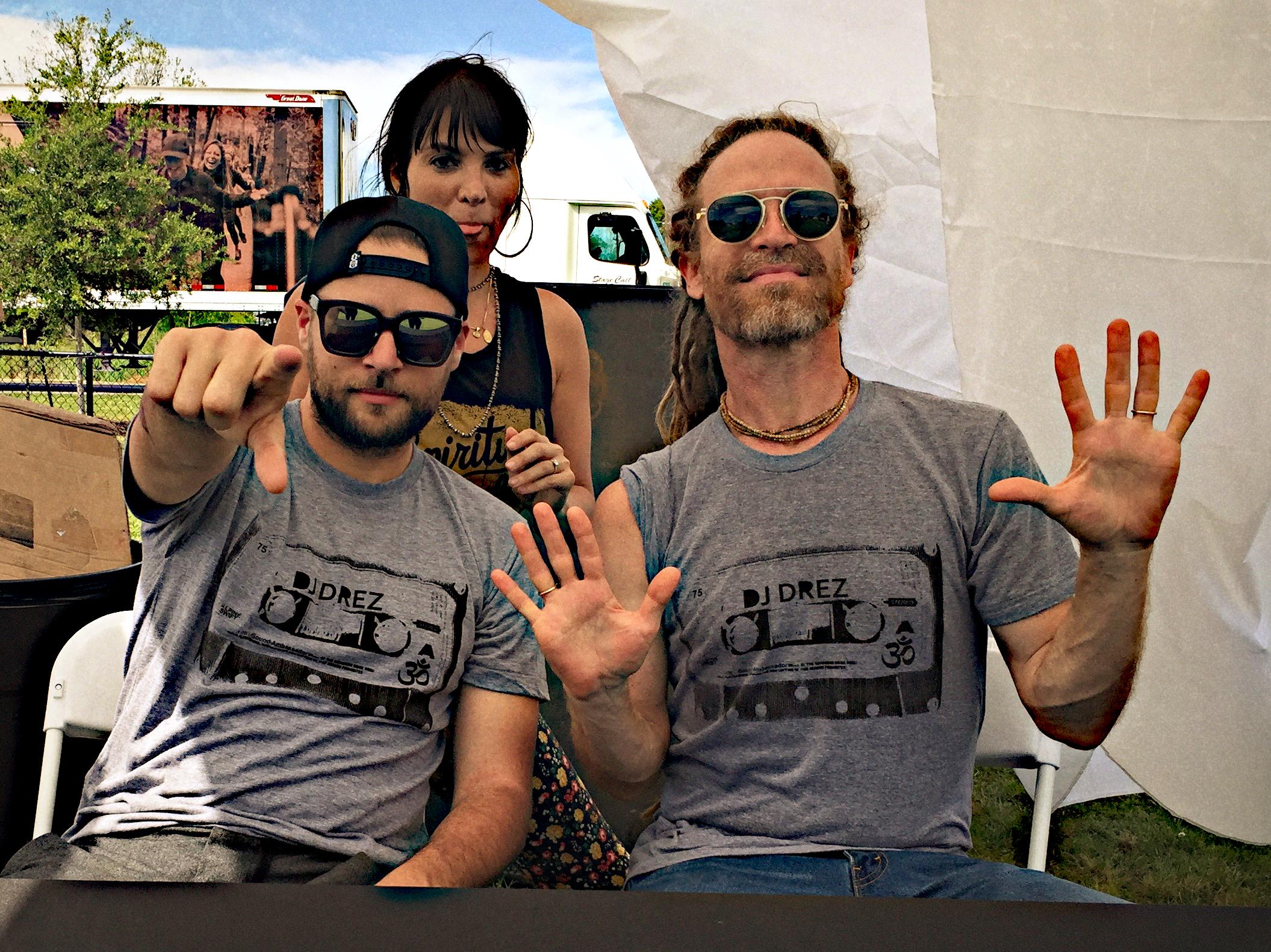 DJ Drez Grey Mixtape T Shirt ---->   BUY HERE