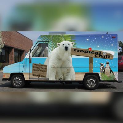 Tropical Chill Ice Cream - WEBSITE | FACEBOOK