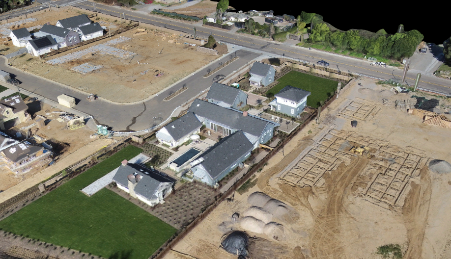 Aerial Mapping and 3D modeling