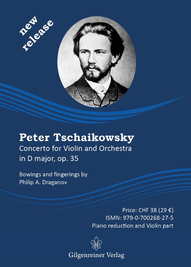 Tchaikovsky Draganov