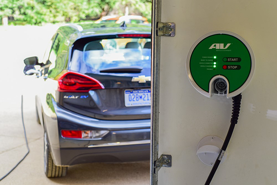 A day with the Chevy Bolt EV Blog Post