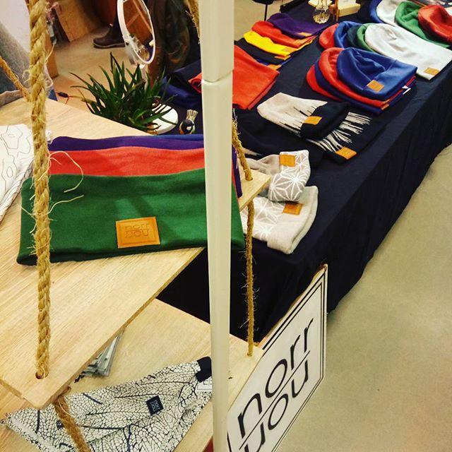 Kom och säg hej på Textile Fashion Center och à la London i Borås!! 11-17 idag!