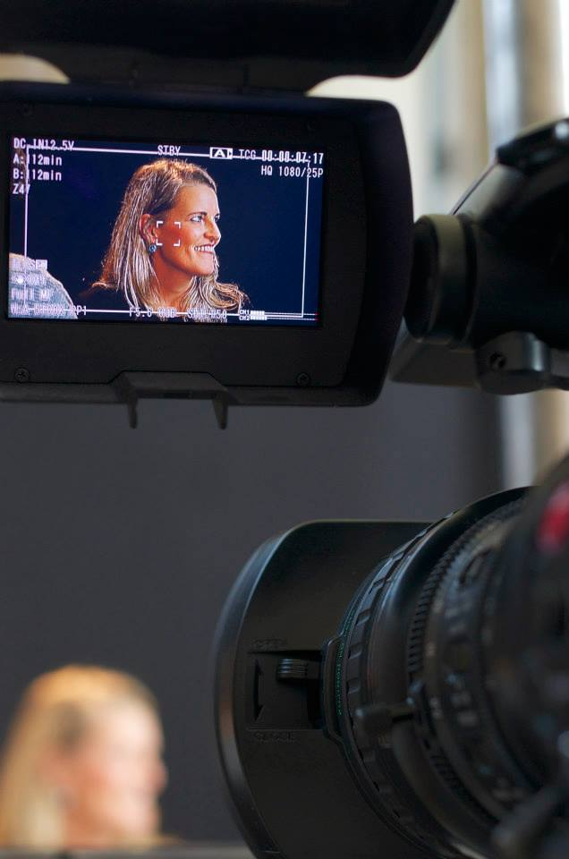 Sara Jäggi during Video Session Beaufays 2014.jpg