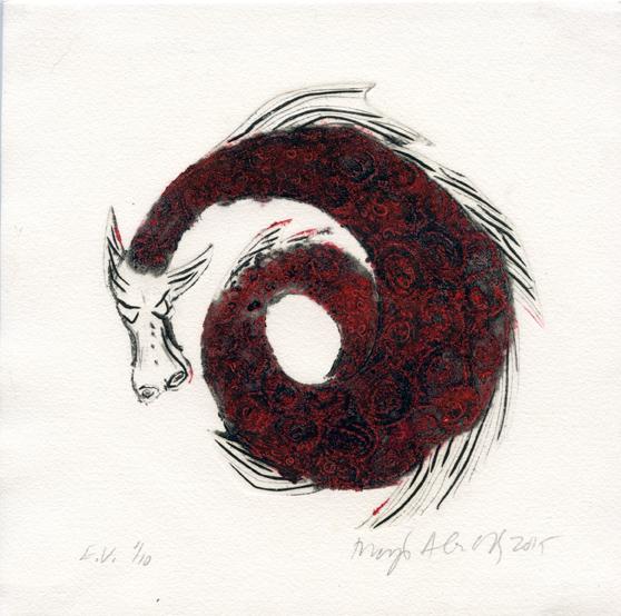 Alaolla, Merja: The Sleepy Dragon carborundum