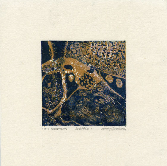 Graham, Jenny: Surface etching
