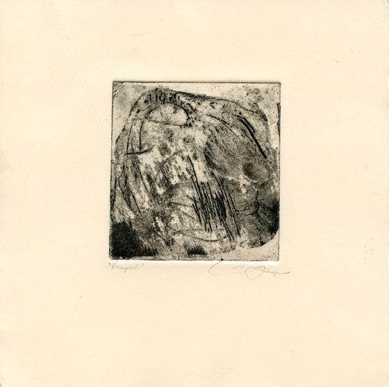 Lichliter, Adrienne: Lumped etching