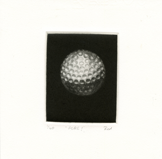 Red O'Neil, Fore lithography