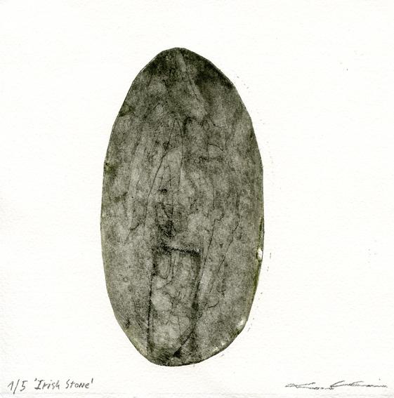 Vaienti, Lara: Irish Stone aquatint