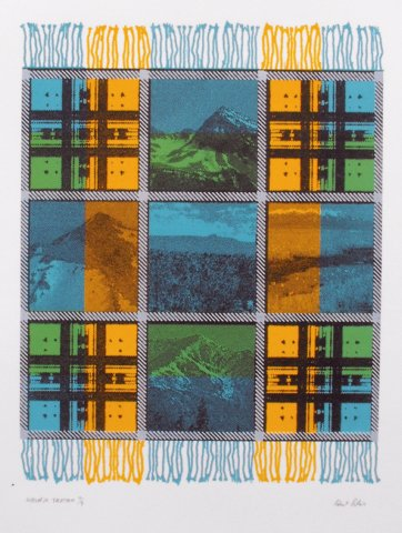 Navajo tartan