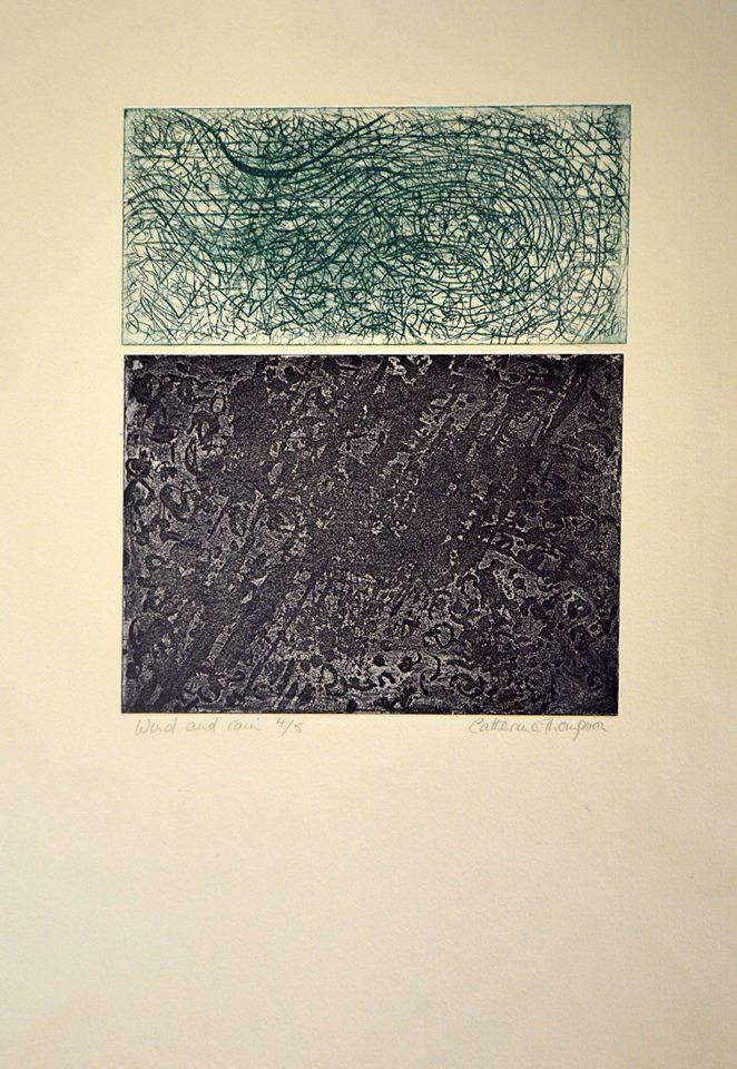 Wind & Rain - Catherine Thompson