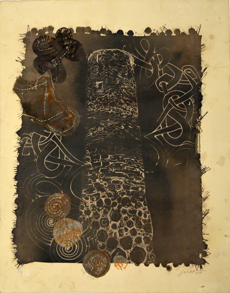 Steph Harrison - Cyanotype