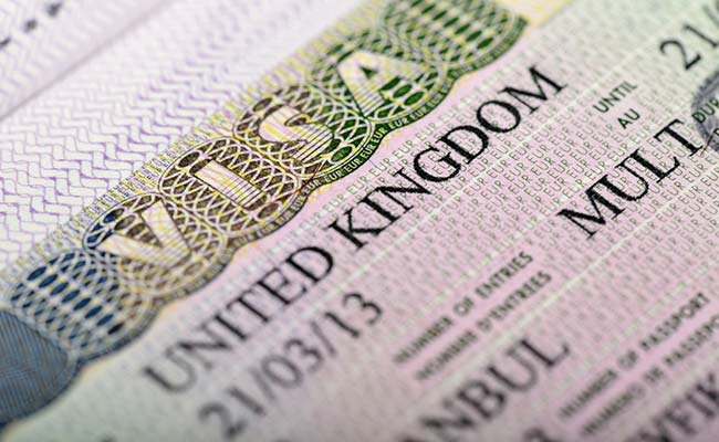 Visa for the UK
