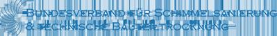 logo bundesverband für schimmelsanierung und technische bauteiltrocknung