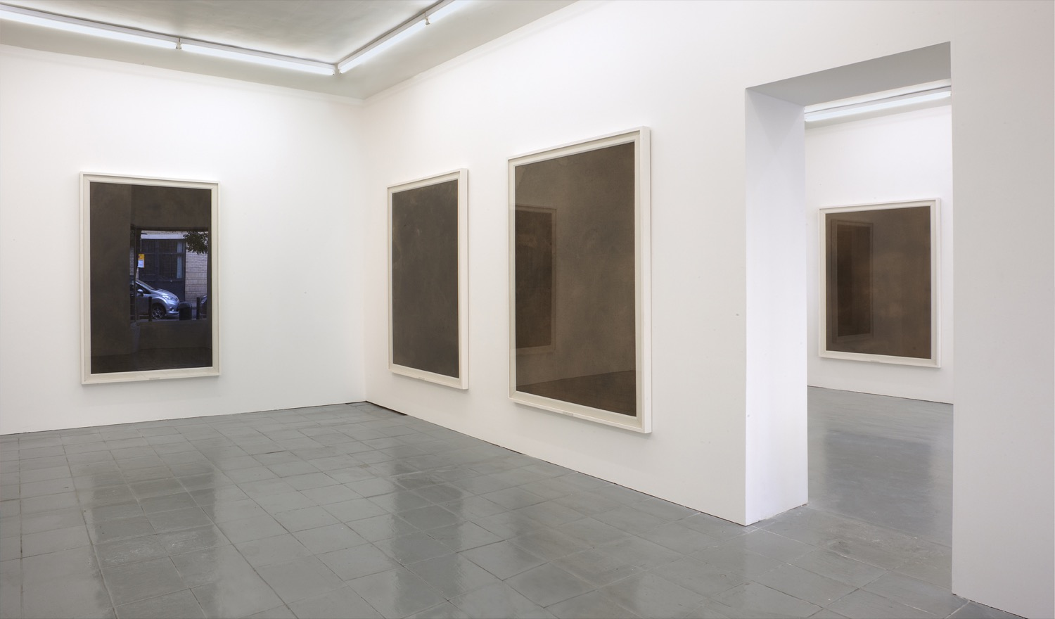 Installation view at PEER. Photo: Peter White