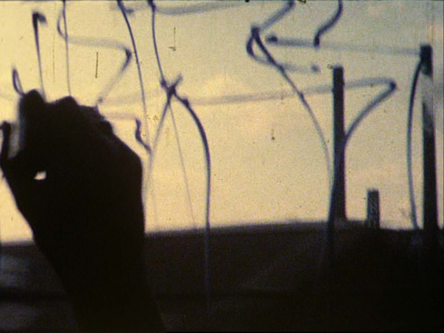 Rachel Lowe, A Letter to an Unknown Person, No. 7, 1998. Film still. Image courtesy the artist.