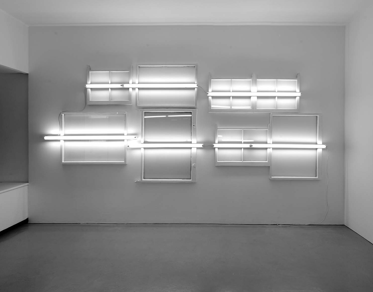 State of Light  2009 (installation shot)