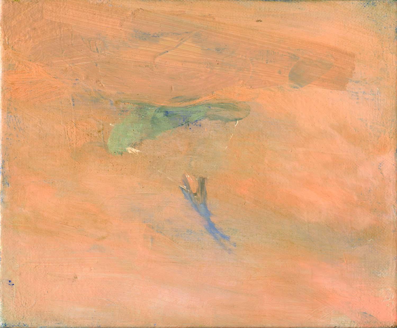 Parachute , 2008 17 x 21 cm oil on canvas