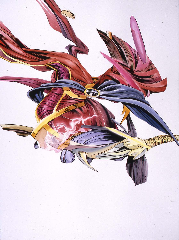 Untitled  2004, gouache on paper, 76 x 57cm