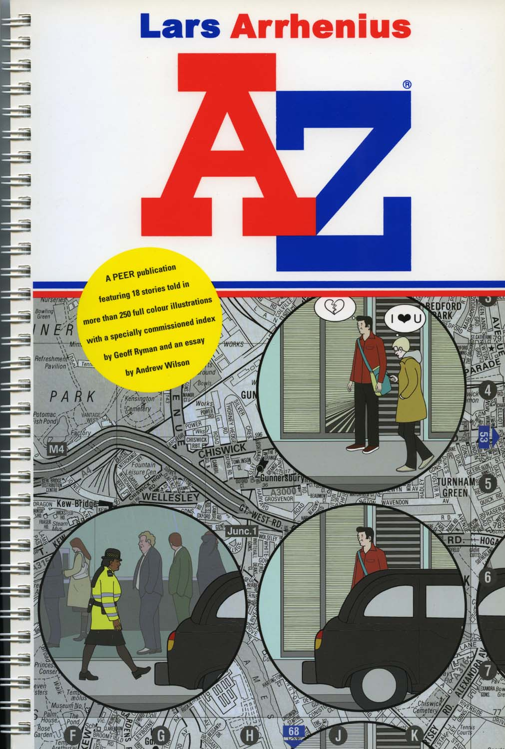 Front cover of A-Z