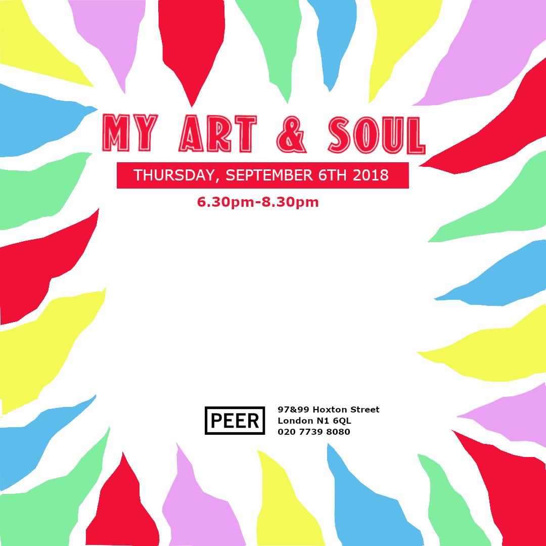 My Art & Soul Event