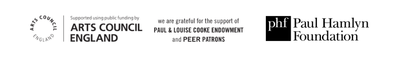 paul hamlyn w arts council:Paul and Louise Cooke.jpg