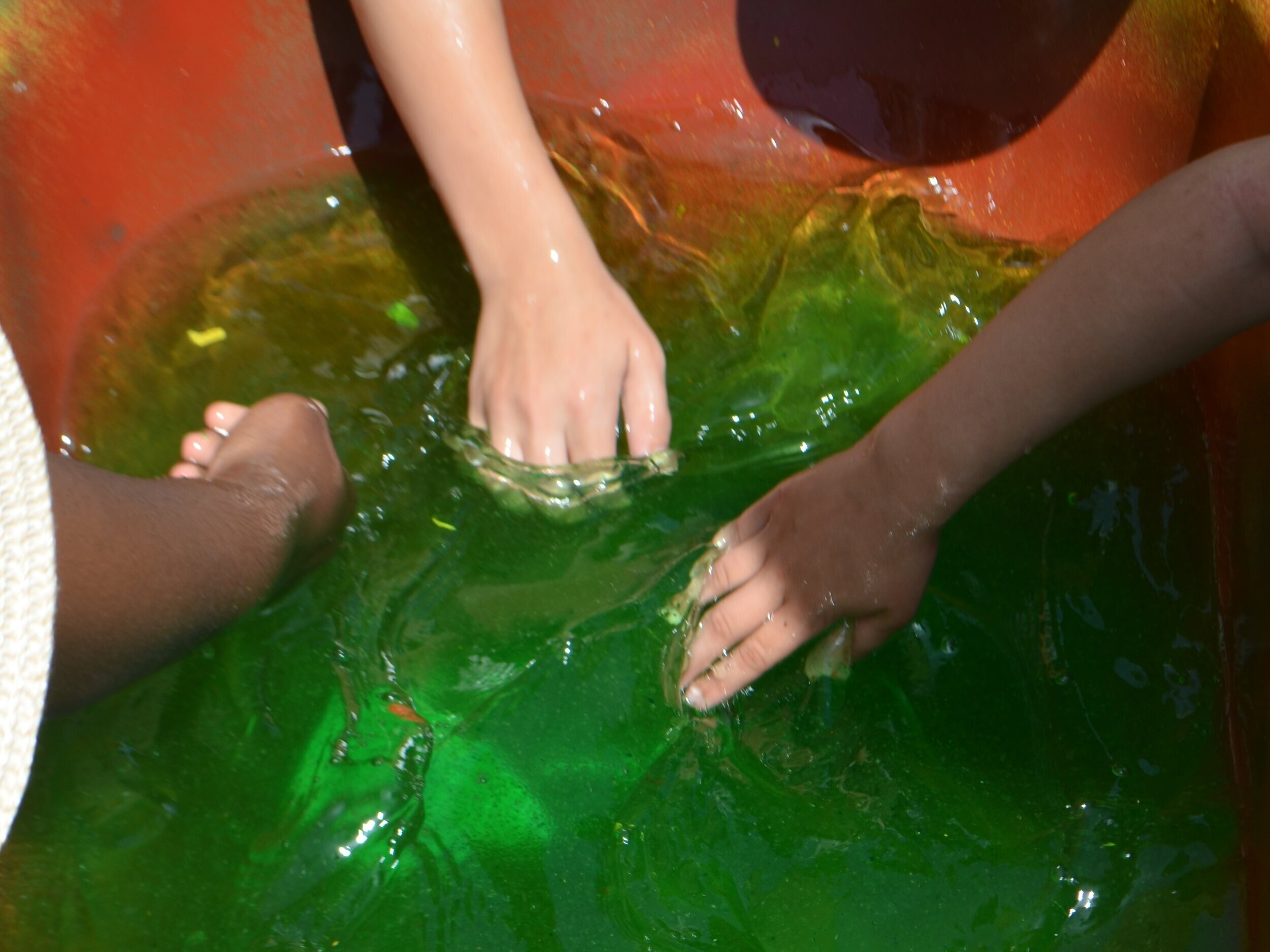 Time for slime!