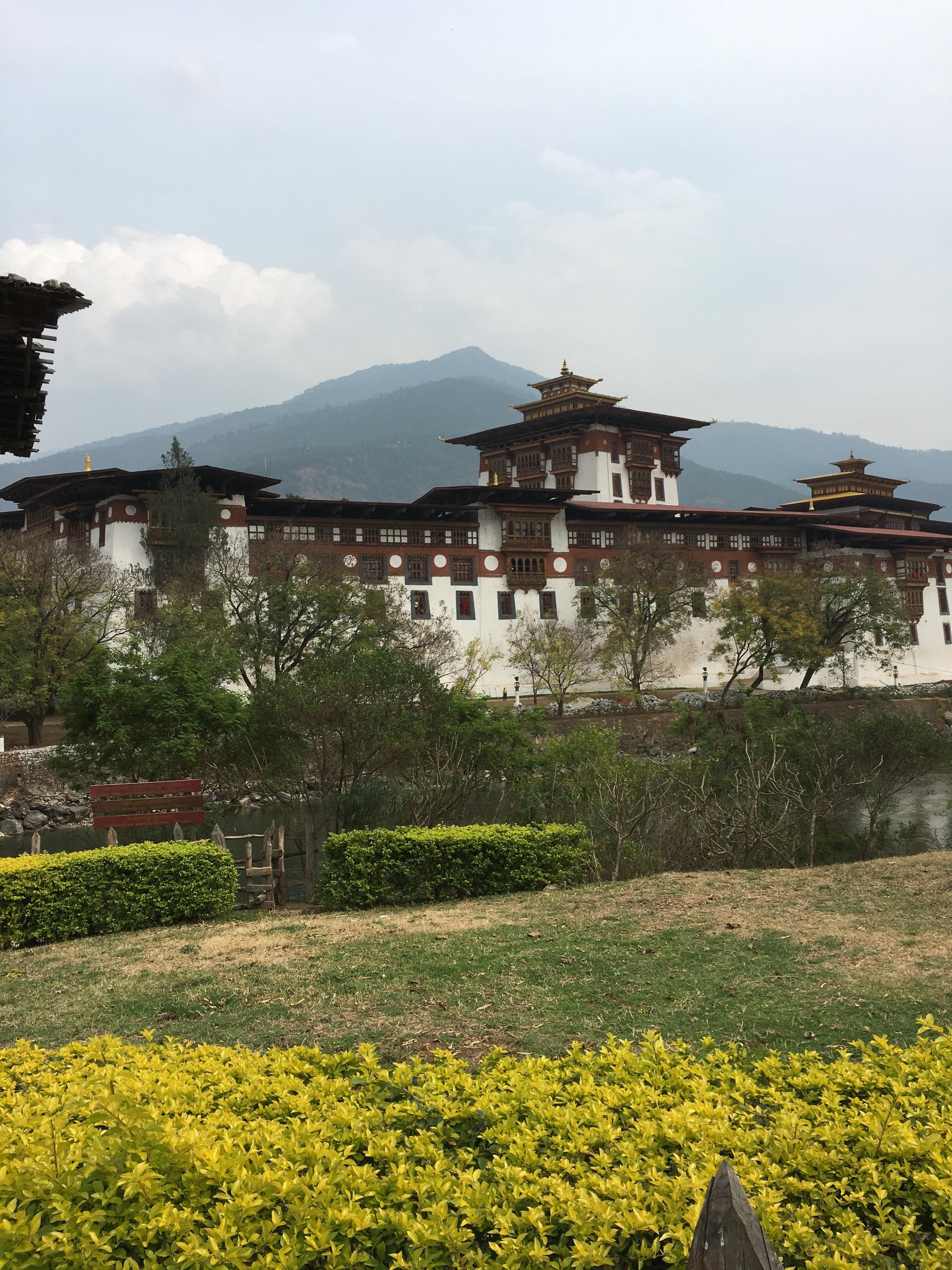 Punnakha Dzong