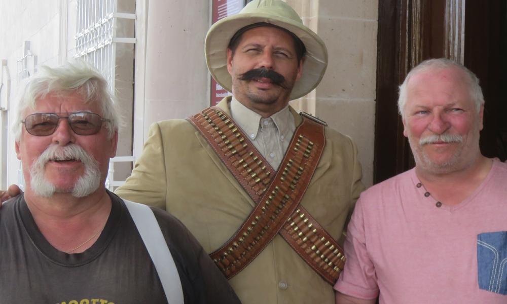 Kake, Pancho Villa ja Masa!