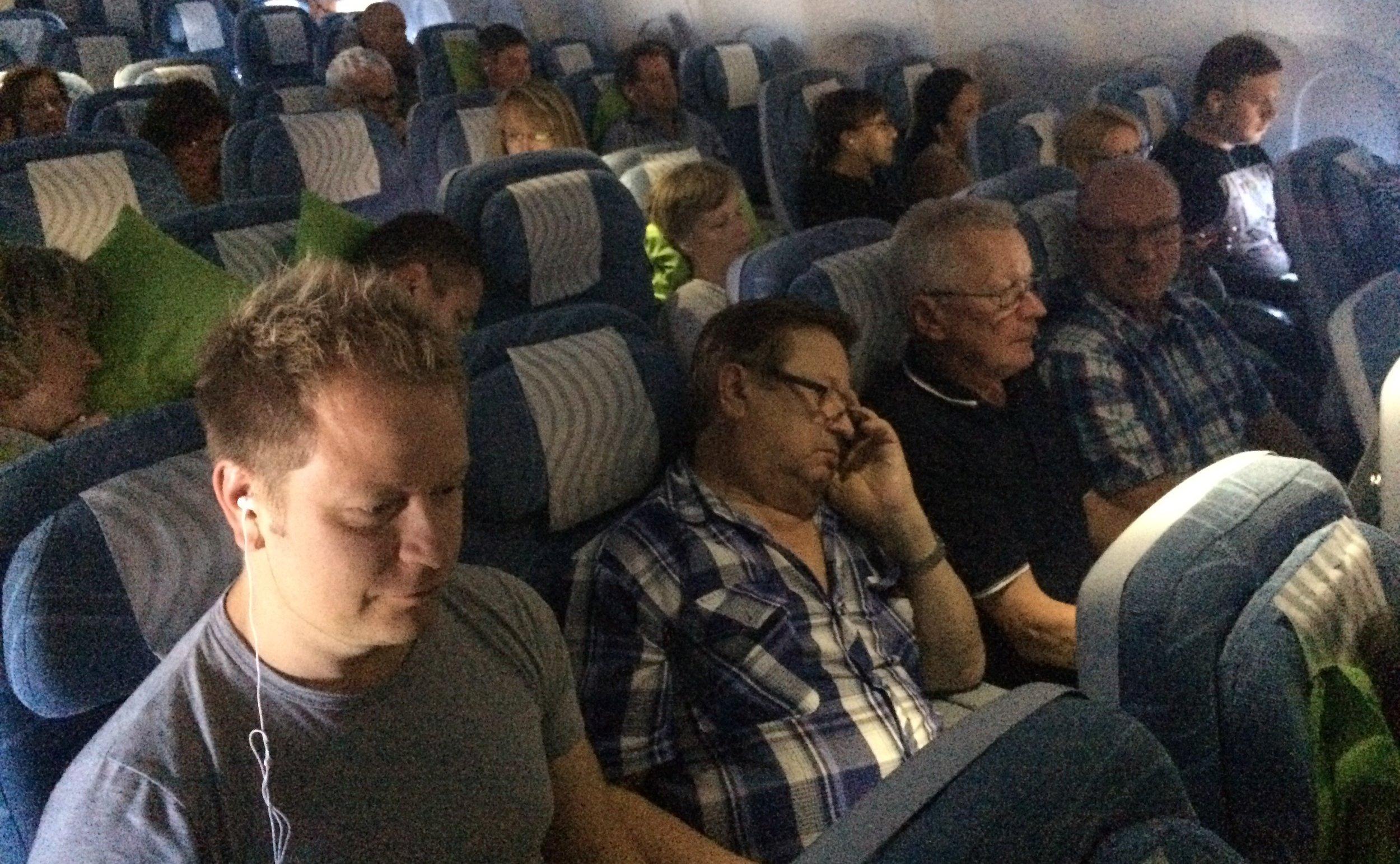 Marko, Arvo,Topi ja Leo matkalla Ameriikan raitille.