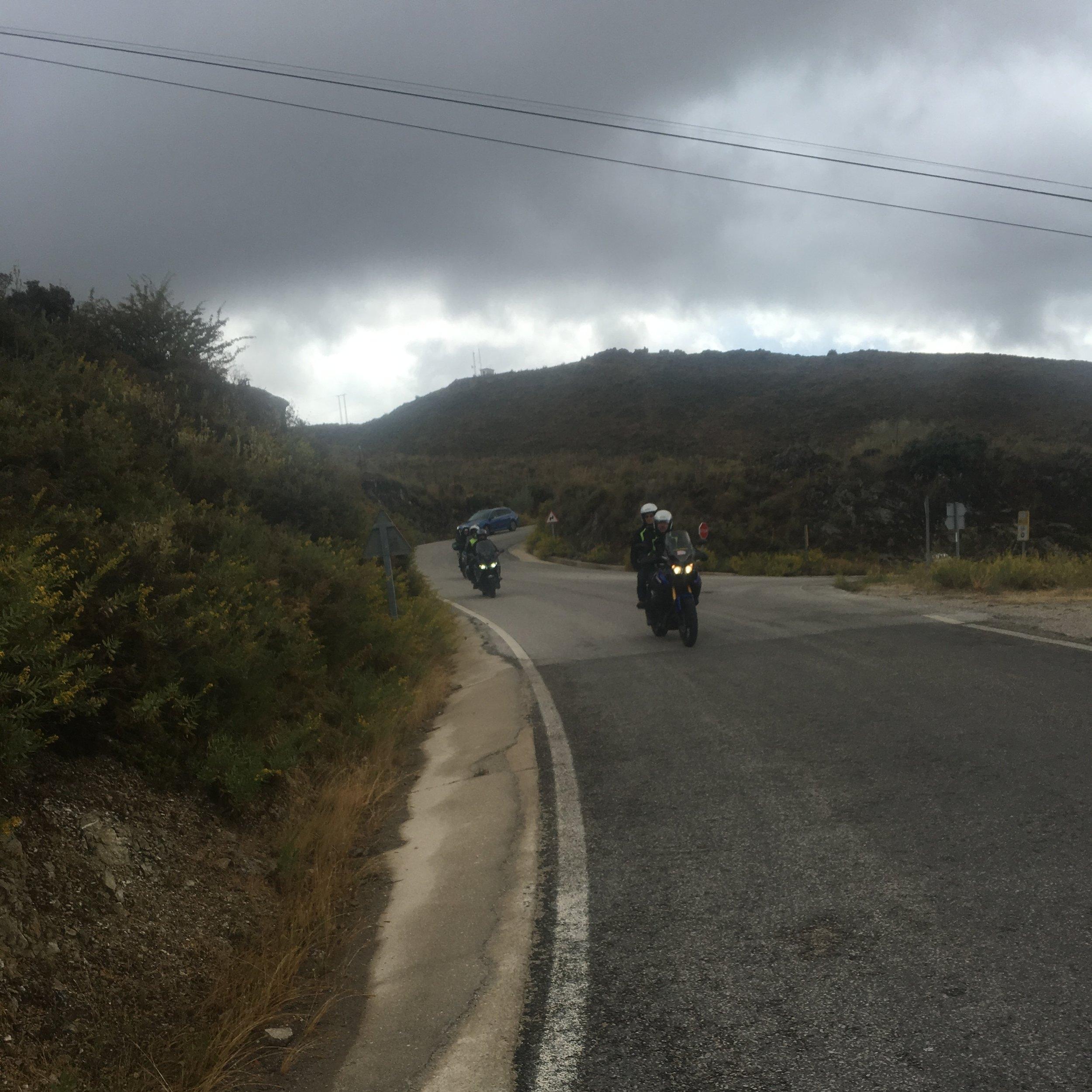 Matkalla kohti Juzcaria