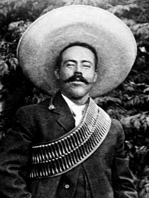 Ei ollut Pancho kotona. Saattoi olla vallankumous puuhissa.