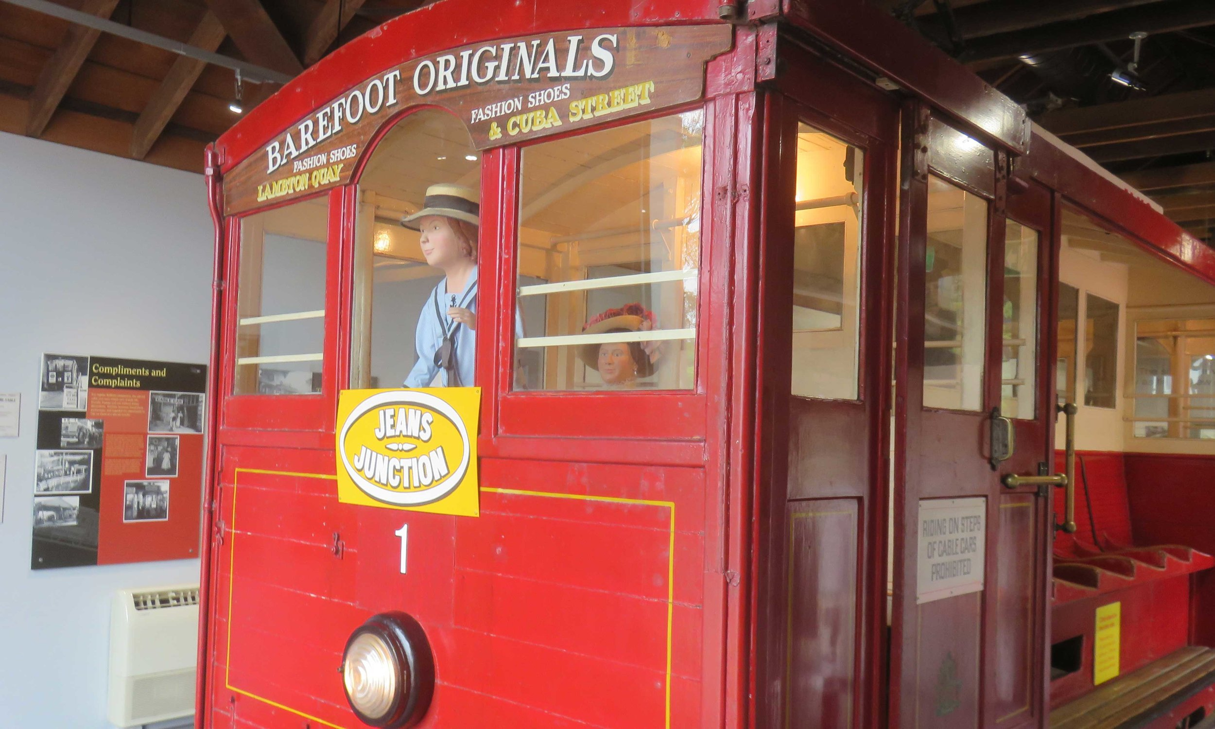 Cable Car Museo